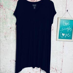 DKNY T-shirt Dress with pockets